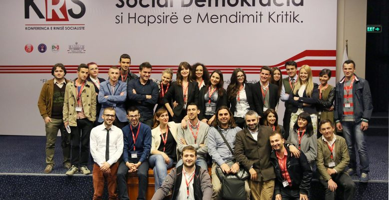 KRS – Koferenca e Rinise Socialiste