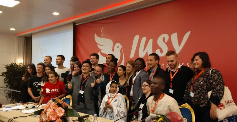 IUSY – International Union Of Socialist Youth