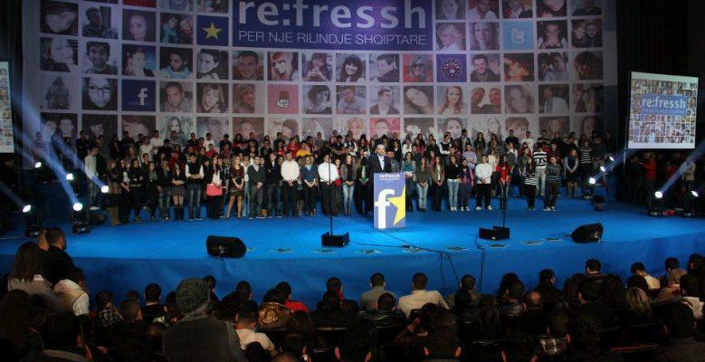 15 Janar 2012, 20 Vjetori i Forumit Rionor Eurosocialist Shqiptar